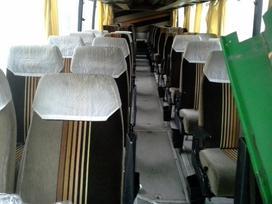 -Kita- Sėdynės, keleiviniai mikroautobusai