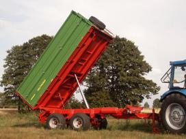 Metal-fach Ir Pronar, traktorinės priekabos