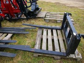 Metal-technik Šakė paletei, krautuvai