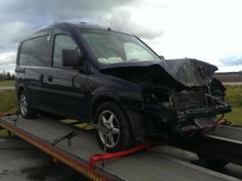 Opel Combo. Parduodama dalimis. automobilis