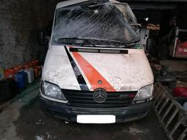 Mercedes-benz Sprinter. Sprinter 208 cdi