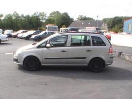 Opel Zafira по частям
