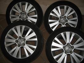Mazda, lengvojo lydinio, R17
