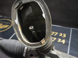 Citroen C1. Vairo kolonėlių ir vairo