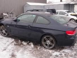 BMW 3 serija dalimis. Xenonai!!