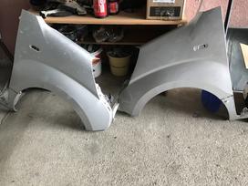 Peugeot Bipper sparnai