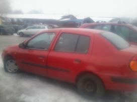 Renault Thalia dalimis. Turime ivairiu
