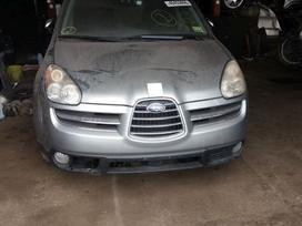 Subaru Tribeca. Dalimis is amerikos