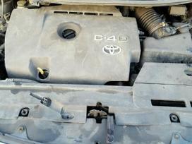 Toyota Auris. Dalimis toyota auris 2,0 d4-d