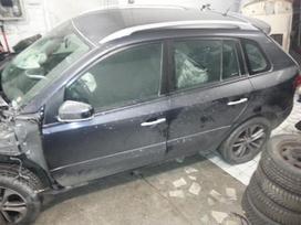 Renault Koleos. Europa r18 ratlankiai su