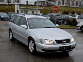 Opel Omega. Automobilis parduodamas dalimis.