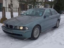 Bmw 525 dalimis. Bmw e39 525d 2002m. sedanas