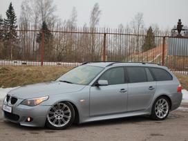 """BMW 535 dalimis. E61 535d """"m"""" 2005m dalimis, platus naudotų"""