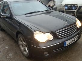 Mercedes-benz C klasė. Variklis ir kiti