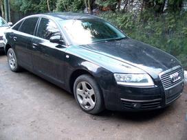 Audi A6 dalimis. 3 automobiliai (sedanas ir
