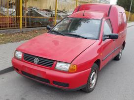 Volkswagen Caddy dalimis. Turime ir daugiau