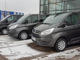 Ford Tourneo Custom, passenger vans