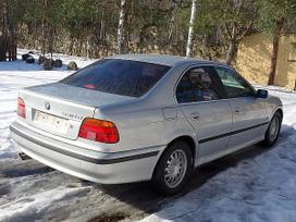 Bmw 530 dalimis. Bmw e39 530d 1998m. sedanas