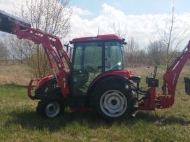 -Kita- T433, T503, traktoriai
