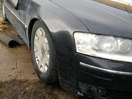 Audi A8. Europa