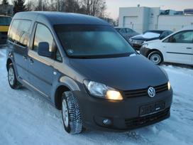 Volkswagen Caddy, 1.6 l., vienatūris