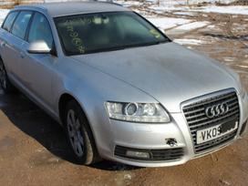 Audi A6 dalimis. Variklis: cana deze: ldu