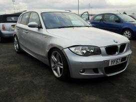 BMW 120 dalimis. Bmw 120d 130kw 2007metu dalimis m apdaila m