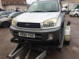Toyota RAV4 for parts. viber messenger +37067679990 vilnius