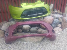 Ford Fiesta. Priekinis kapotas, sparnai, pr