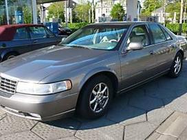 Cadillac Sts. Turiu daugiau auto daliu. vezu