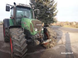 Fendt 818 Vario Tms, traktoriai