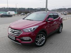 Hyundai Santa Fe, 2.2 l., visureigis
