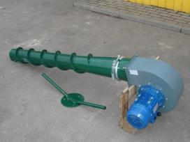 -Kita- Grūdų ventiliatorius aeratoriu, grūdų