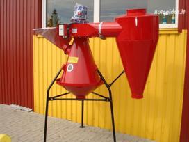 -Kita- Pneumatinė grūdų valomoji M502, grūdų