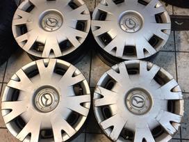 Mazda, plieniniai štampuoti, R15