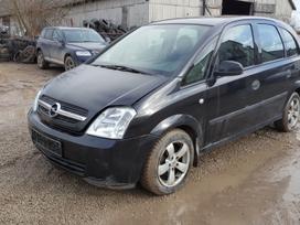 Opel Meriva. Daugiau šio automobilio daliu