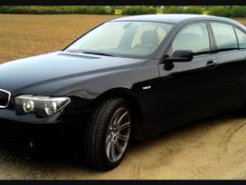 BMW 7 serija. Dalimis.turime daug įvairių automobilių dalimis.