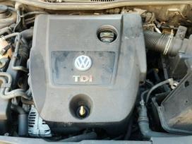 Volkswagen Bora dalimis. Variklis 1.9
