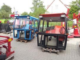 Mtz Kabina Mtz80/82 - mėlyna ar raudona
