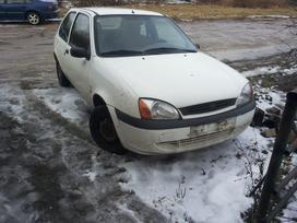 Ford Fiesta. Benzinas automatas, dyzelis 1.8