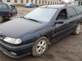 Renault Laguna dalimis. Prekyba originaliomis