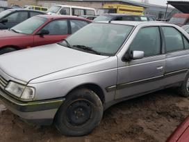 Peugeot 405 dalimis. Varikliai: 1.6benz, 1