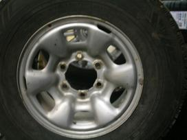 Toyota, plieniniai štampuoti, R15