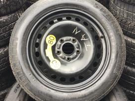 Volvo Atsarginis ratas c30/v40/v50,