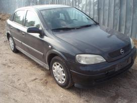 Opel Astra dalimis. Dalimis: opel astra 1996