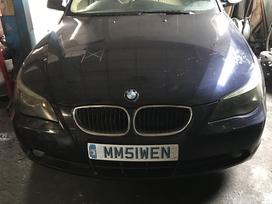 Bmw 530. Bmw 530 2004m 160 kw variklis