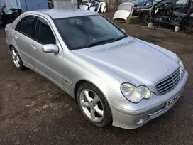 Mercedes-benz C220. Variklio defektas