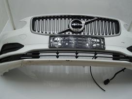 Volvo S90 bamperiai, žibintai