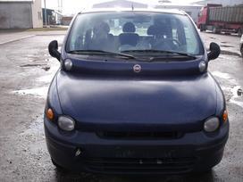 Fiat Multipla. Dalimis