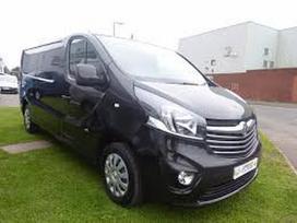 Opel Vivaro, keleiviniai mikroautobusai